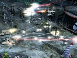 Offizielles Lösungsbuch zu Command & Conquer Tiberium Wars