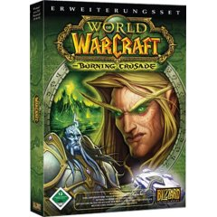 World of Warcraft Burning Cursade Cinematic Intro