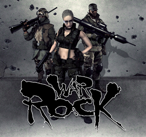 Neuer Client von War Rock online